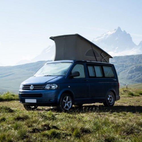 Las mejores furgonetas campers