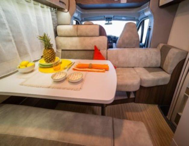 Autocaravana de alquiler Benimar Sport 346