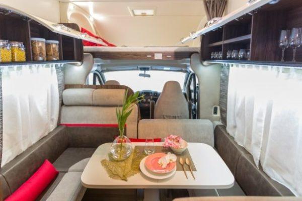 Autocaravana de alquiler Benimar Sport 324