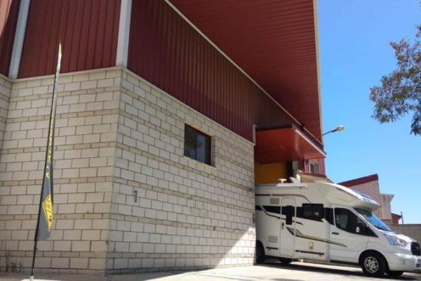 Taller de autocaravanas y furgonetas camper en Navalcarnero