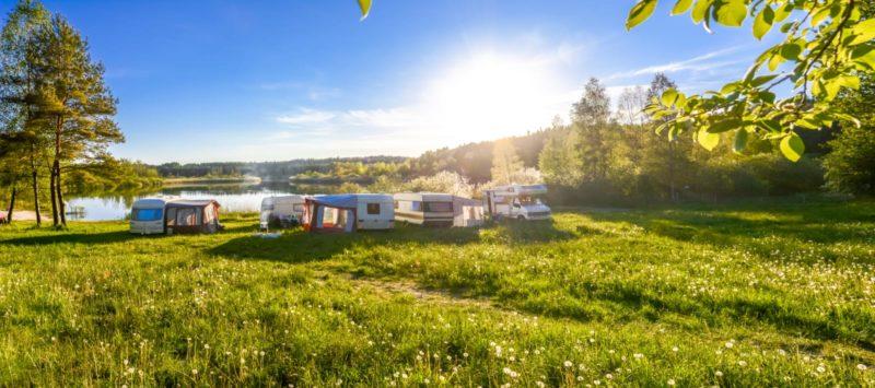 Los mejores campings de España