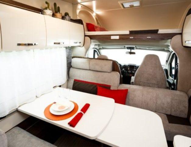Autocaravana de alquiler Benimar Sport 346 AR
