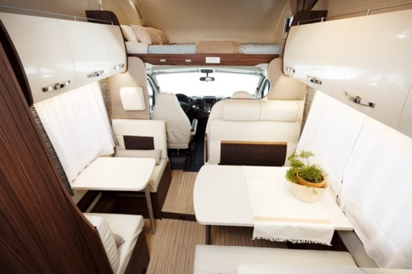 Autocaravana de alquiler Benimar Sport 323