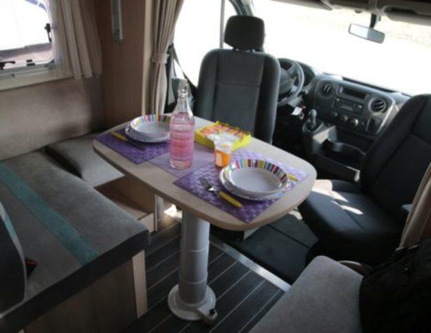 Autocaravana de alquiler Blucamp Sky 25 S