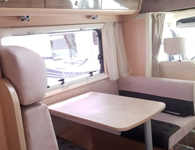 Autocaravana nueva Blucamp Sky 50 G
