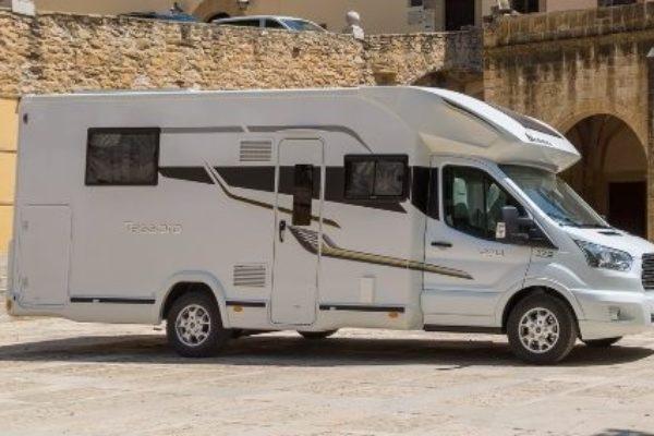 Autocaravana de alquiler Benimar Tessoro 494