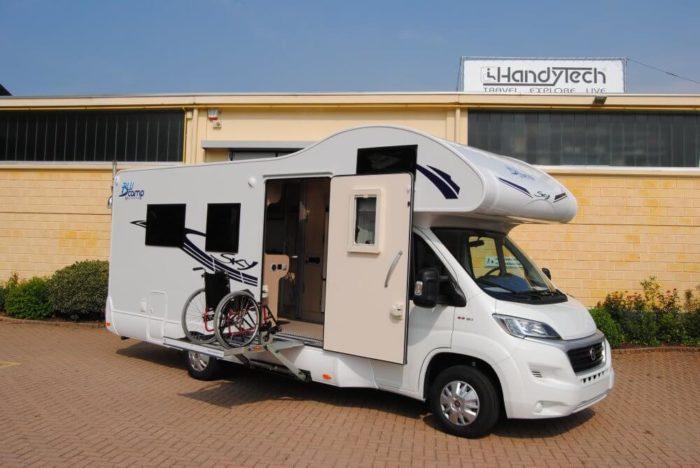 Autocaravana nueva Blucamp Sky Free