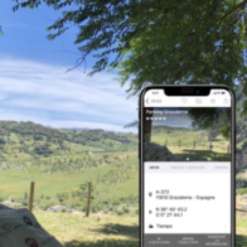CaraMaps la aplicación para viajar en autocaravana, caravana y furgoneta