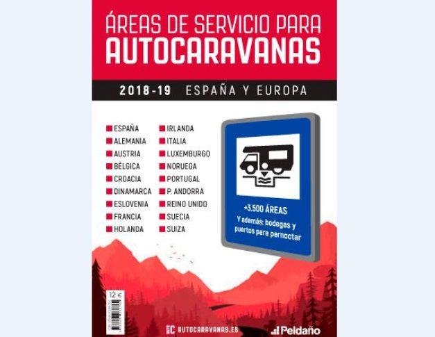 Guía Áreas de servicio para autocaravanas 2018-2019