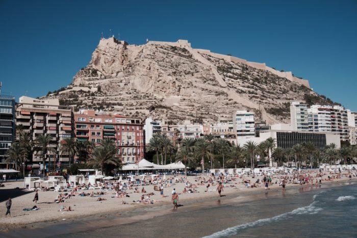 Camping en Alicante
