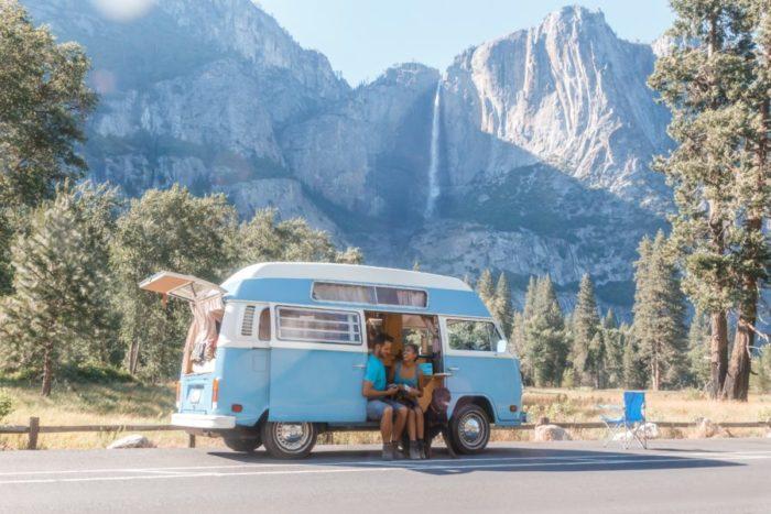 Multas por estacionamiento o acampada indebidos