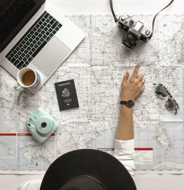 5 aplicaciones útiles para viajes en autocaravana y furgoneta camper