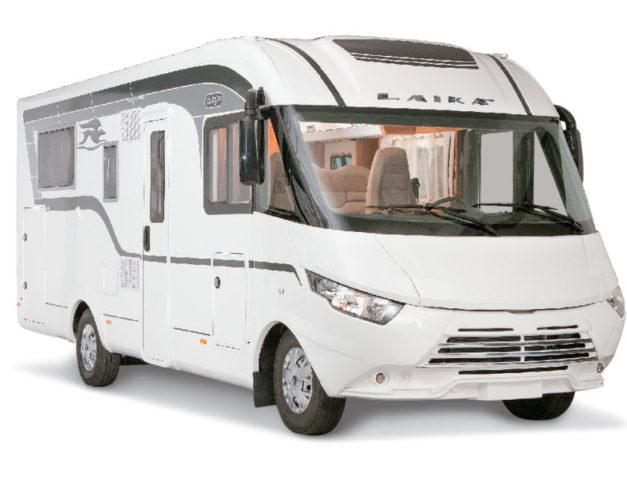 Autocaravana nueva Laika Ecovip 712