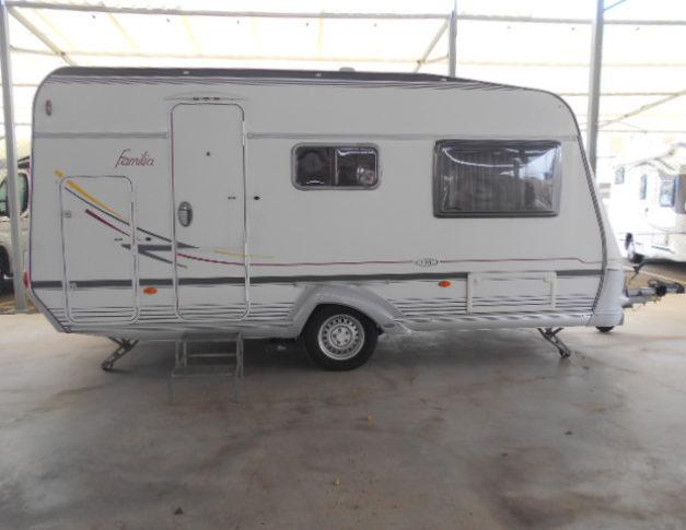 Caravana de segunda mano LMC 445 TK