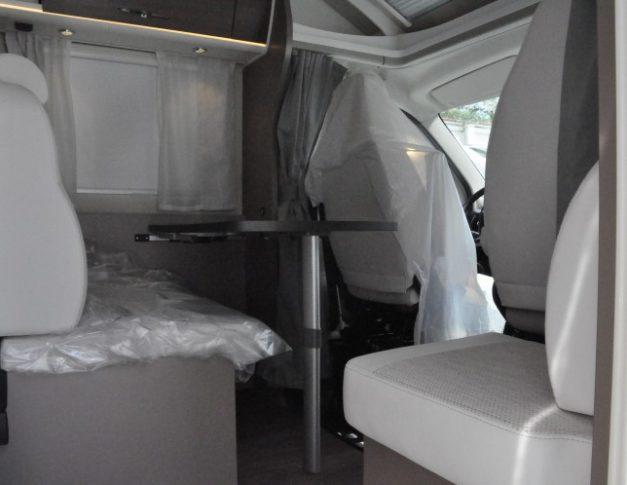 Autocaravana nueva Etrusco T 5900 DB