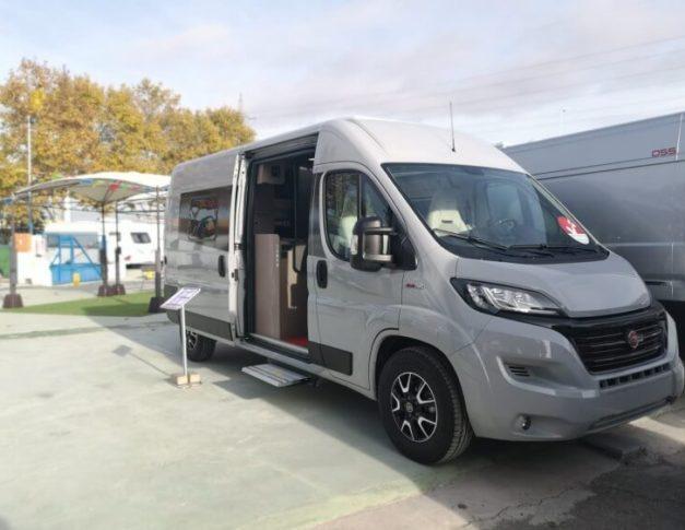 Furgoneta camper nueva Bürstner City Car 601