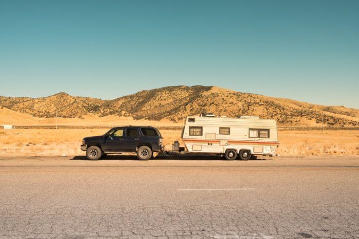 Permisos de conducir para caravanas