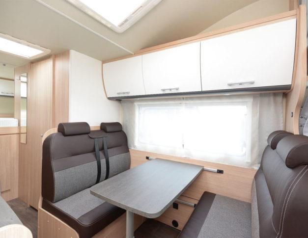 Autocaravana de alquiler Sunlight A70 MAD
