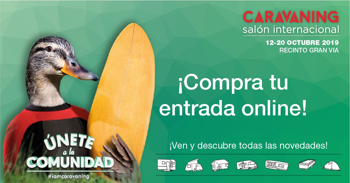 Salón Internacional de Caravaning 2019