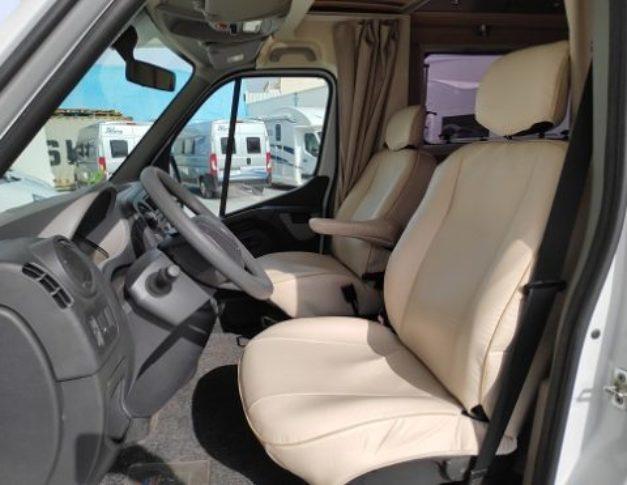Autocaravana de alquiler Blucamp Sky 71 7 plazas