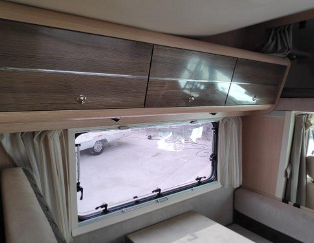 Autocaravana de segunda mano Blucamp Sky 71