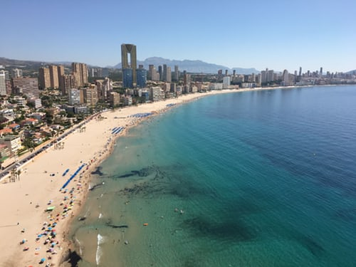 Alquiler de autocaravanas en Alicante
