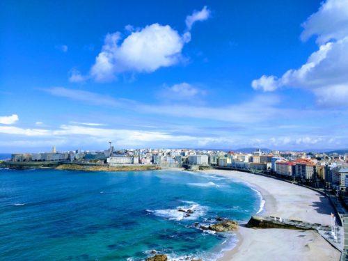 Alquiler de autocaravanas en Galicia