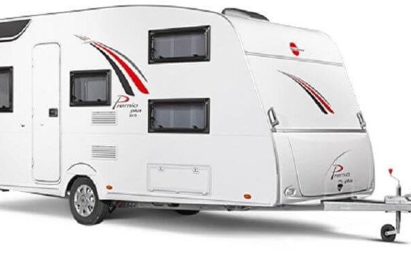 Caravana nueva Burstner Premio Plus 440 TK
