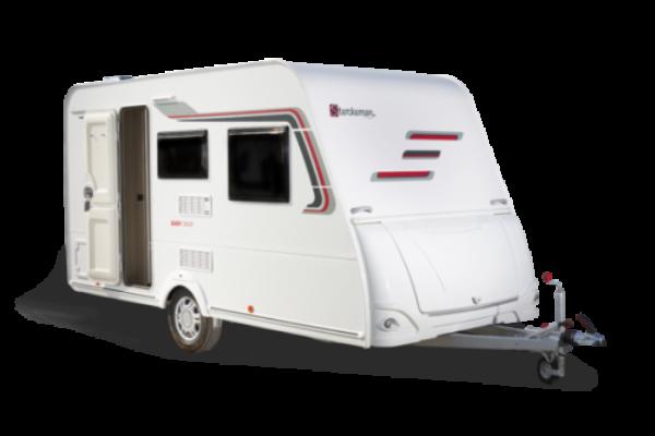 Caravana nueva Sterckeman Easy 490 PE Kids