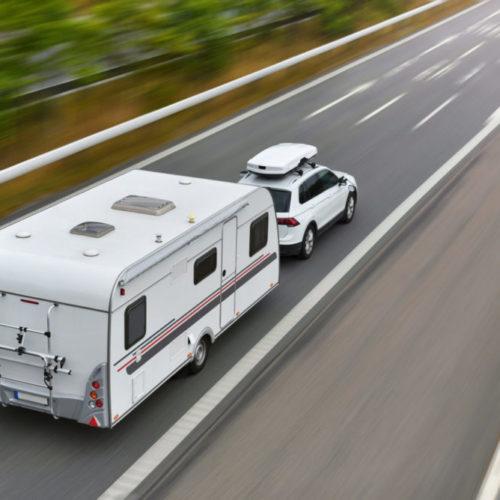 Consejos para repartir correctamente la carga en caravana