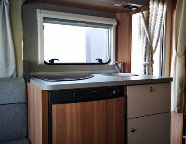 Caravana de segunda mano Weinsberg Caraone 400 LK