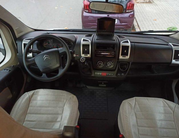Autocaravana de segunda mano PLA HAPPY 440