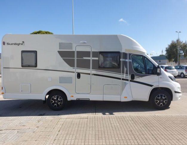 Autocaravana nueva Sunlight T 64