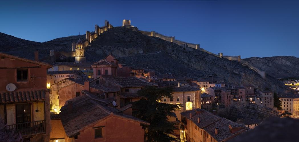 Alquiler de autocaravanas en Teruel