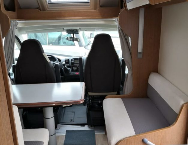 Autocaravana nueva Lucky 511 Limited Edition