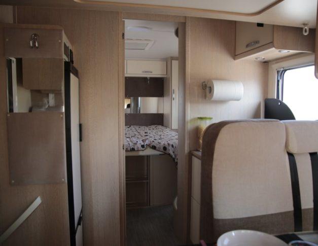 Autocaravana nueva Blucamp FLY 25 S