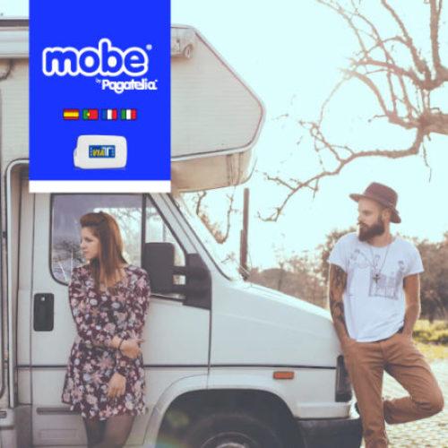 Mobe®, el primer dispositivo de Telepeaje para viajar por Europa