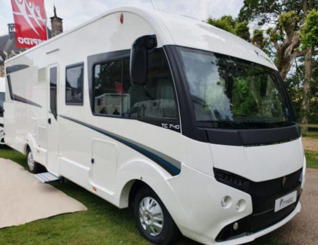 Autocaravana nueva Roller Team Itineo TC 740