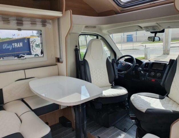 Autocaravana nueva Roller Team Zefiro 284 TL