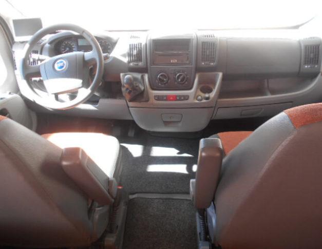 Autocaravana de segunda mano Benimar Sport 240