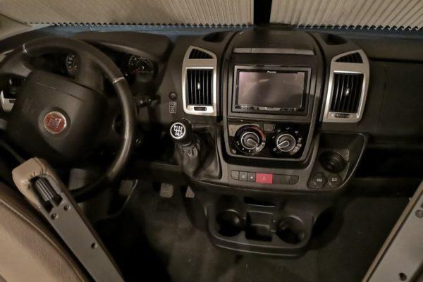 Autocaravana de segunda mano BürstnerIxeo Time it 710 G
