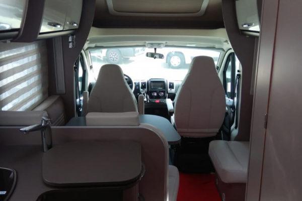 Autocaravana nueva Bürstner Lyseo Privilege TD 734