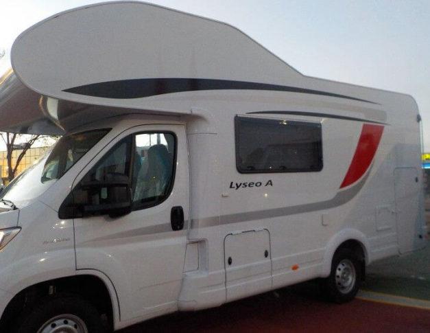 Autocaravana nueva Bürstner Lyseo A 660