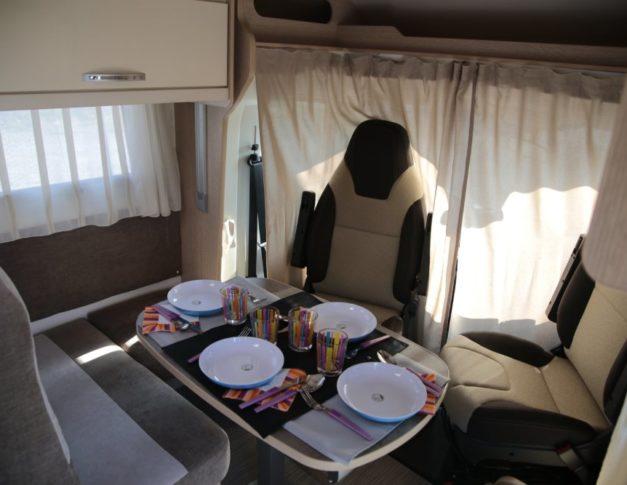Autocaravana de alquiler Blucamp Fly 25 S