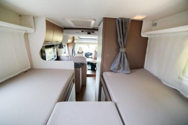 Autocaravana nueva Blucamp Ocean 527