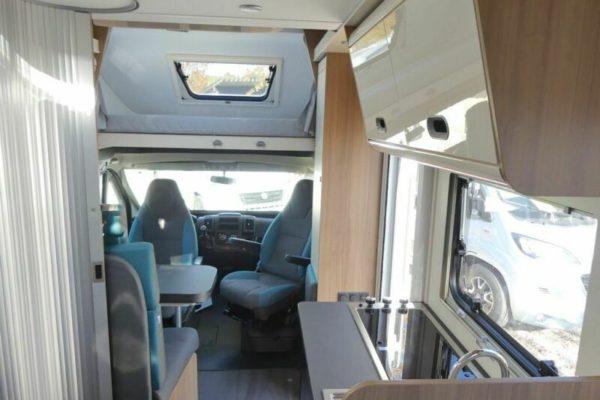 Autocaravana de alquiler Sun Living A60 SP