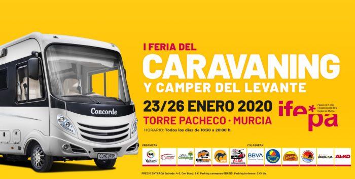 Feria del Caravaning y Camper del Levante 2020