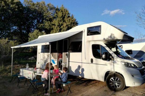 Autocaravana de alquiler Sun Living A70 DK