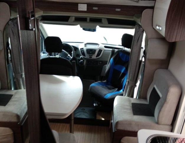 Autocaravana de segunda mano Benimar 340 UP 170CV