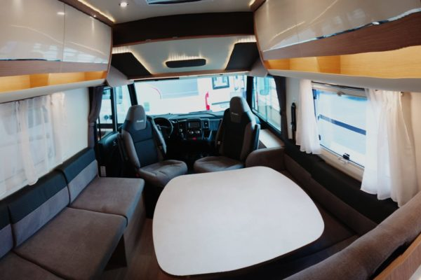 Autocaravana de alquiler Itineo SB700
